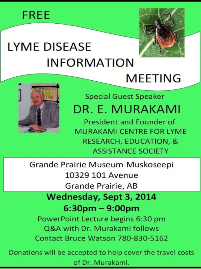 Lyme Poster